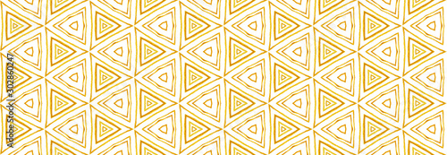 Montage in der Fensternische Boho-Stil African tribal colorful motif in ethnic style. Geometric seamless pattern for site backgrounds, wrapping paper, fashion design and decor.