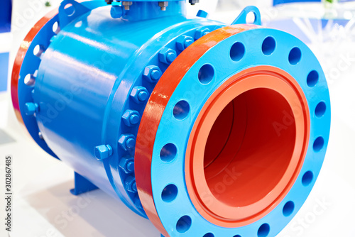 Платно Ball valve for oil and gas industry