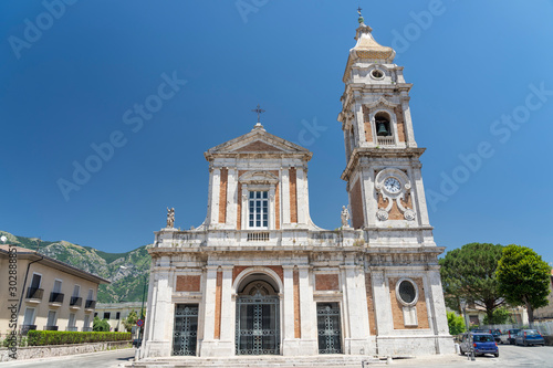 Photo Airola, Benevento province: historic church