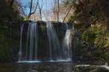 Fototapeta Krajobraz - Wodospad bliżej