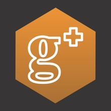 Google Plus Icon For Your Project