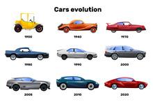 Cars Flat Set