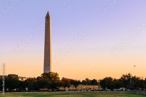 Washington Monument at National Mall, Washington DC