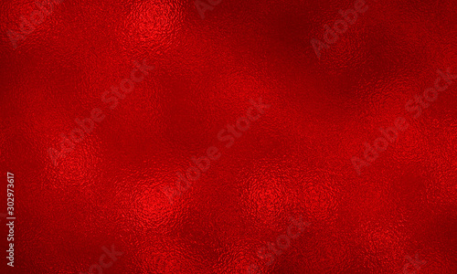 Carta da parati  Red foil paper decorative texture background