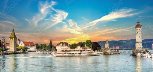 Photo Lindau am Bodensee, Hafen