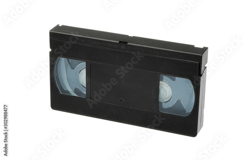 Valokuva  Blank video cassette tape