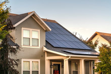 Solar Photovoltaic Panels On A...