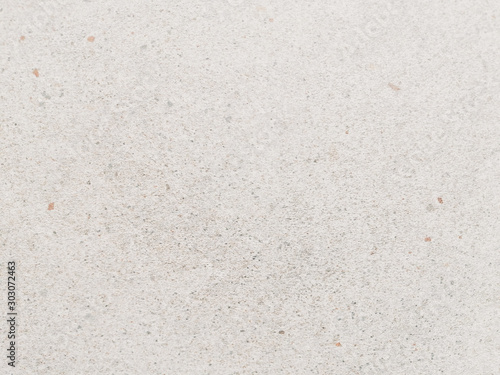 Fotografie, Obraz  Beautiful abstract color surface gray black and white granite texture on white w