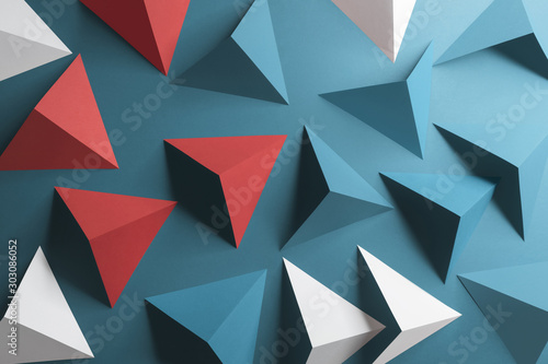 triangular-shapes-geometric-abstract-background
