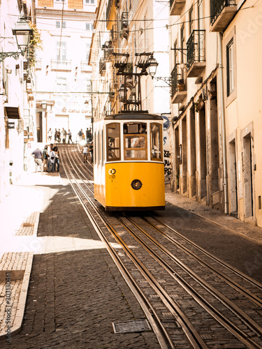 Obraz tramwaj  wonderful-lisboa