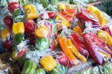 Vegetables, Bell Pepper Or ...