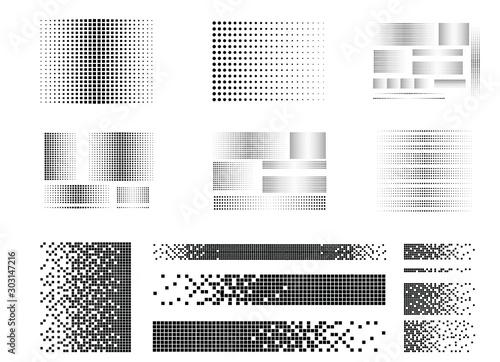 Fotografía  Abstract geometric pattern