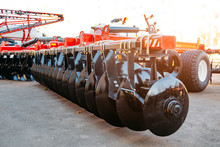 New Modern Agricultural Disc Harrow For Tillage
