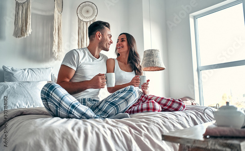Photo young couple