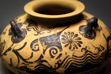 Vase From The Excavations In G...