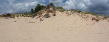 Spiaggia Con Dune Di Sabbia Ri...