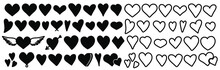 Heart .Heart Vector Set.Heart ...