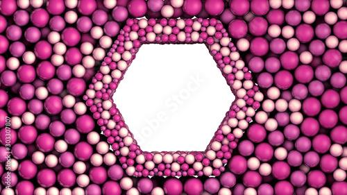 Marco de esferas Slika na platnu