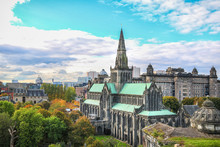 View Over Glasgow Cathedral