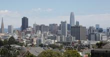 San Francisco The Cityscape