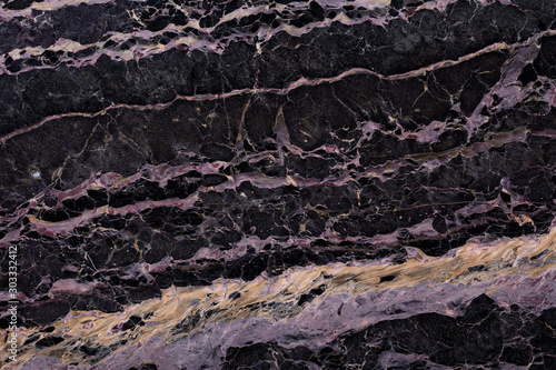 La pose en embrasure Marbre Contrast natural marble background for your excellent new design. High quality texture.