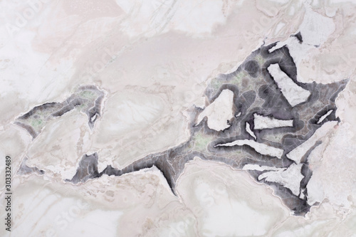 La pose en embrasure Marbre White marble background for your natural design look.