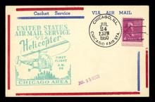 Luftpost Airmail USA Amerika C...
