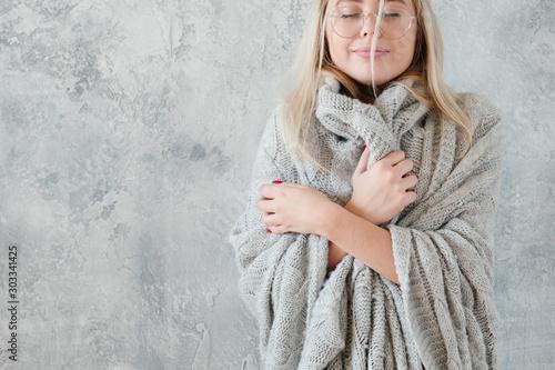 Fotografia  Cold season comfort