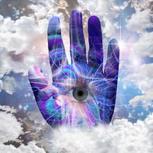 The Hand Of Alien Creator