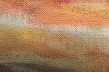 Oil Paint Texture. A Hazy Atmo...