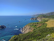 Shoreline in California