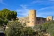canvas print picture - Festung Castell de Bellver bei Palma / Mallorca