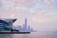 Hong Kong Skyline Cityscape Do...