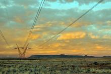 Eskom Power Line