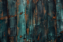Old Painted Wood Texture Backg...