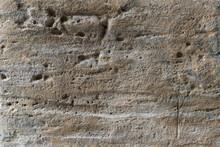 Yellow Sandstone Stone, Scratc...