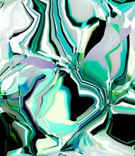 Abstract Pattern. Digital Art ...