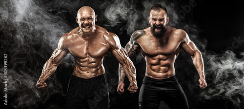 Photo Sport and fitness concept