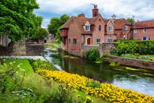 Canterbury Town, England, Unit...