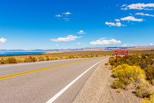Directional Sign To Mono Lake ...