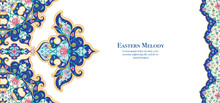 Eastern Ethnic Motif, Traditio...