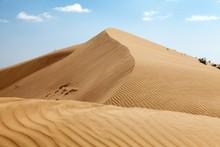 Cerro Blanco Sand Dune Near Na...