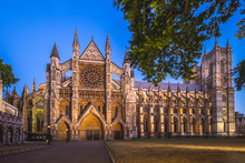 Westminster Abbey In London, E...