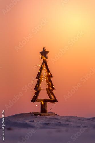 Christmas in Australia Fototapet