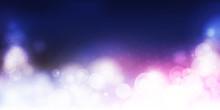 White, Purple And Dark Blue He...