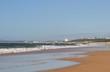 Strand von Monte Gordo -Ostalgarve