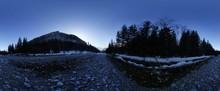 Tatra Mountains In Winter 360 ...