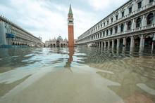 High Water In Venice High Tide...