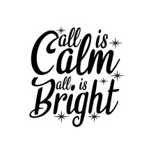 All Is Calm All Is Bright - Ha...