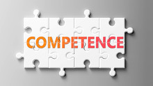 Competence Complex Like A Puzz...